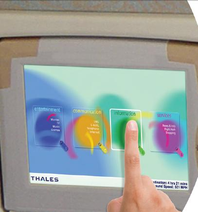 Thales IFE Malaysia Airlines